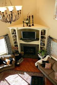 how transform store bought electric fireplace striking piece