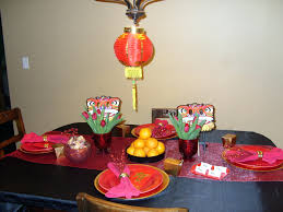 chinese decorations for home new year table arrangement top of stairs ideas foldable christmas tree