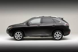 lexus rx series today u0027s world of cars august 2009