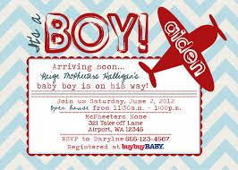 airplane baby shower invitations plumegiant com