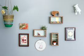12 unique and modern diy nursery decor ideas tutorial how to turn cigar boxes into floating diy box shelves this super easy