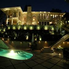 Low Voltage Led Landscape Lighting Swimming Pool Low Voltage Led Landscape Lighting To Plan For Low