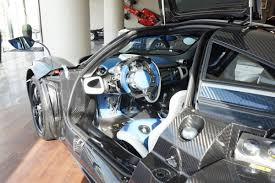 pagani huayra amg engine for sale pagani huayra blue carbon hypercars le sommet de l