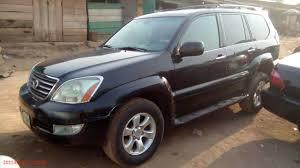 lexus jeep gx470 extra clean reg 03 gx470 lexus jeep autos nigeria