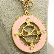 kingsman the secret service badge sign pendant necklace