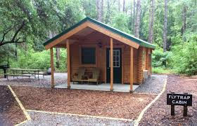 Permanent Tent Cabins Camping Cabins At Carolina Beach New Campground At Lake James