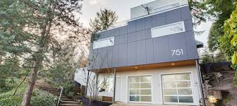 modern homes portland modern homes for sale mid century contemporary listings