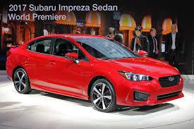 2016 subaru impreza hatchback red all new subaru impreza wrx and wrx sti versions in the works by