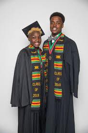graduation stoles class of 2018 kente stoles graduation stoles