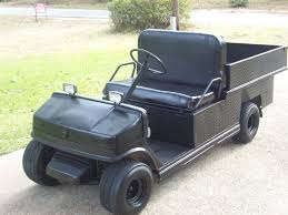 yamaha gas golf cart completely rhino lined sale or trade