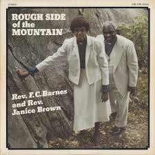 Janice Barnes Rev F C Barnes And Rev Janice Brown Rough Side Of The