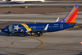 Southwest Flight Deals by Special Livery Southwest Airlines Illinois One Boeing 737 700