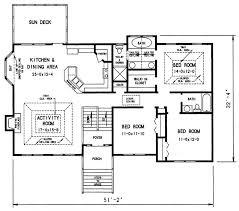 split level plans astounding split level house plans 1960s gallery best