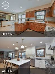 Painted Kitchen Cabinets Before After Best 25 Kitchen Remodeling Ideas On Pinterest Kitchen Ideas