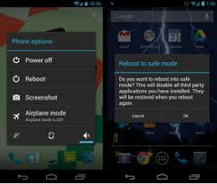 reboot android how to reboot your phone in safe mode android phones