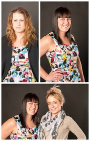 black hair to blonde hair transformations jet black hair studio from blonde to brown a colour and cut