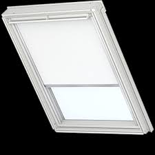 velux electric blackout white thermo uni dml 1025 roof windows