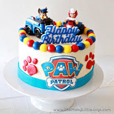 paw patrol birthday party mom u0027s guide joys