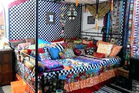 Bohemian Style Comforters Duvet Covers Hippie Quilts Moroccan Comforter Sets Bohemian