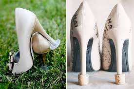 wedding shoes for grass comfortable and stylish best bridal shoes for outdoor wedding