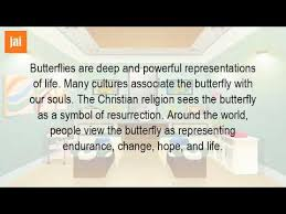what is the meaning of a butterfly