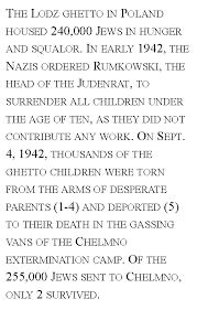 course holocaust art u0026 remembrance