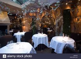 Family Restaurants In Covent Garden Clos Maggiore Restaurant Covent Garden London Stock Photo Royalty