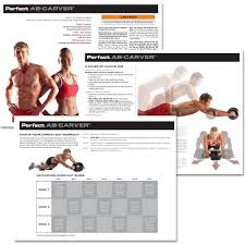 perfect fitness ab carver pro abdominal six packs workout circle
