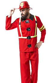 costume ideas for men men fireman costume firefighter chief dress
