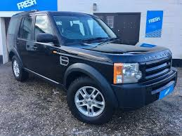 land rover discovery 3 2 7 tdv6 gs 2008 58 cambelt service and