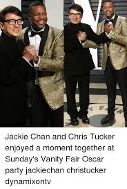 Chris Tucker Memes - f jackie chan and chris tucker enjoyed a moment together at sunday s