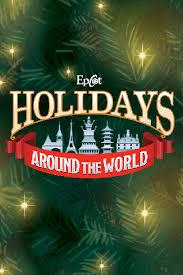 epcot s holidays around the world food and entertainment passport