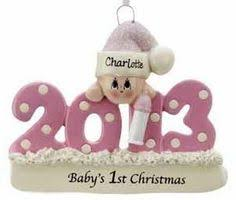 baby s photo frame ornament baby s