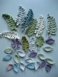 Crochet Designs Flowers The 25 Best Crochet Leaf Patterns Ideas On Pinterest Crochet