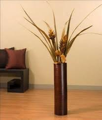 Tall Floor Vases Home Decor Makedesign Statement Withbig Floor Vase Home Decor And Decorating