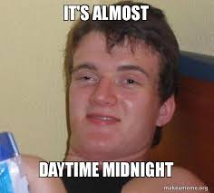 New Mom Meme - it s almost daytime midnight new mom sleep deprived couldn t