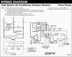 central air condenser wire diagram free wiring diagrams