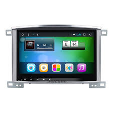 inch 2000 2008 toyota land cruiser 100 lc100 android 6 0