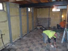 Basement Waterproofing Rockford Il - basement wall repairs drainage wisconsin leaky basement repair