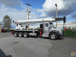 kenworth mississauga kenworth 800 tridem elliott 36127r stiff boom crane for sale in