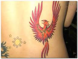 20 best phoenix tattoos on back images on pinterest tattoo