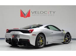 ferrari coupe 2014 ferrari 458 speciale for sale in nashville tn stock