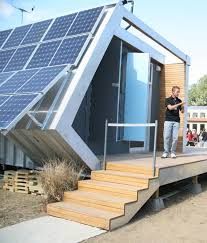 Stunning Solar Powered Home Designs Pictures Interior Design - Solar powered home designs