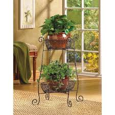 Herb Shelf Multi Tiered Plant Stand