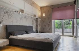 schlafzimmer verdunkeln fenster abdunkeln gesund schlafen in dunklen räumen schlafen
