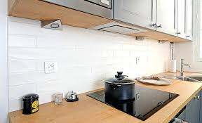 poser credence cuisine cr dence cuisine en 47 photos id es conseils inspirations credence a