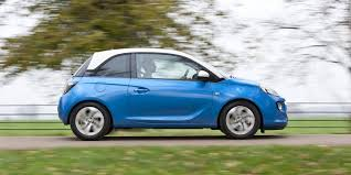 vauxhall blue vauxhall adam review confused com