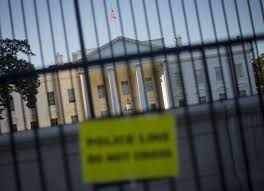white house fence jumper made it far deeper into building than