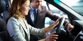 tips for driving a new car tips for buying a new car from a dealership