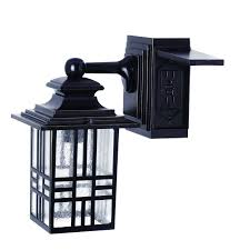 Stanley 31215 Timermax Outdoor Pro by Exterior Light With Outlet